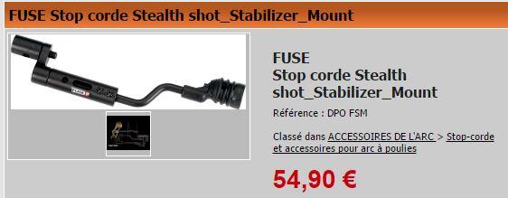 """Montage stop corde sur podiumX 37"""" Stop_c10"""
