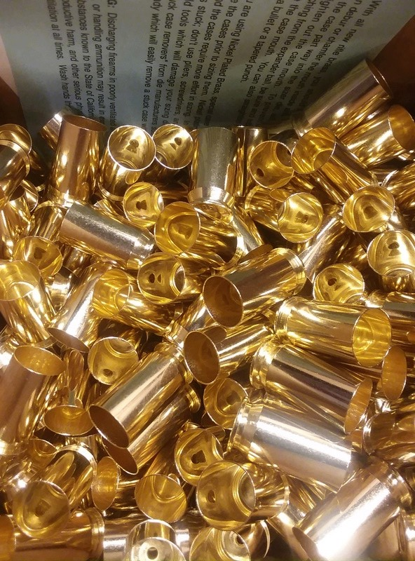 NEW .45 ACP BRASS $48.49 PER 500 ,  JUST A HEADS UP 20171215