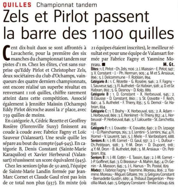 Zels et Pirlot passent la barre des 1100 quilles (07.11.17) Zels_p11
