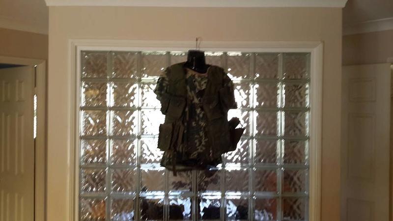 Brushstroke Uniform Firefo10