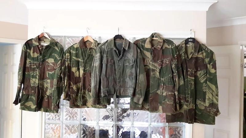 Brushstroke Uniform Jacket10