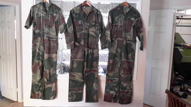 Brushstroke Uniform Overal10