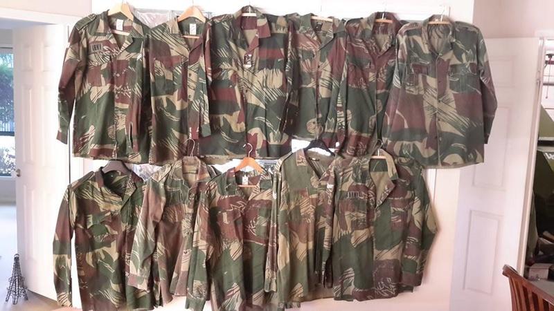 Brushstroke Uniform Shirts10