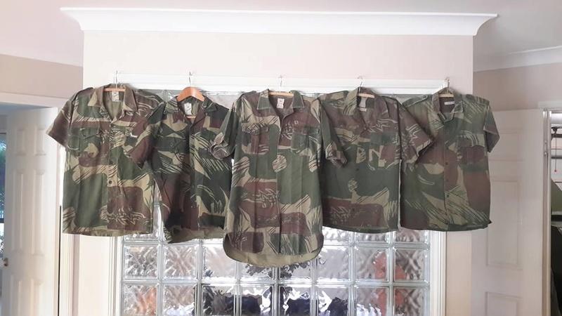 Brushstroke Uniform Shirts11