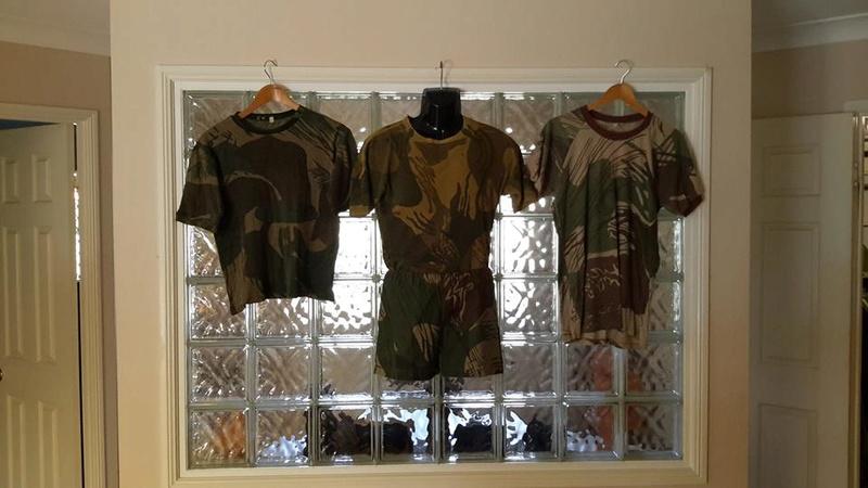 Brushstroke Uniform T_shir10