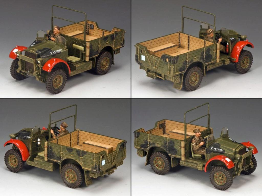 "Drik is building a WW2 British "" MORRIS CS8 "" 28698810"