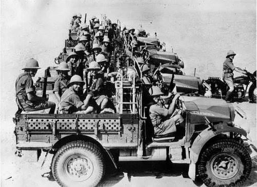 "Drik is building a WW2 British "" MORRIS CS8 "" 29104110"