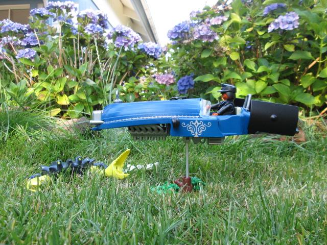 Playmobil sets growing bit by bit.  Img_0310