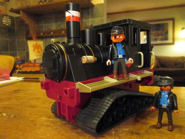 Playmobil sets growing bit by bit.  Img_0312