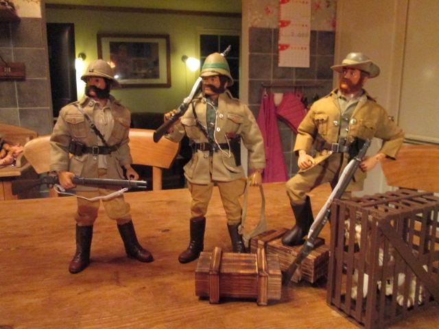 Victorian Explorers - Adventurers  Img_1439