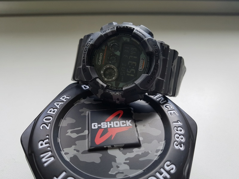 [Vends] Casio G shock 20180311