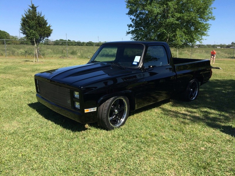 Ultra Motorsports is very pleased to offer this very rare and desirable pickup truck. Img_2211