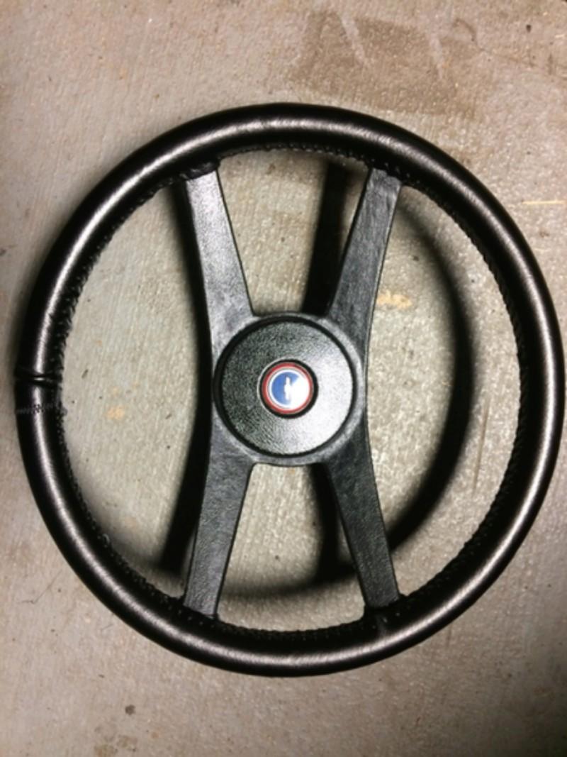 Nice Steering Wheel Img_3712