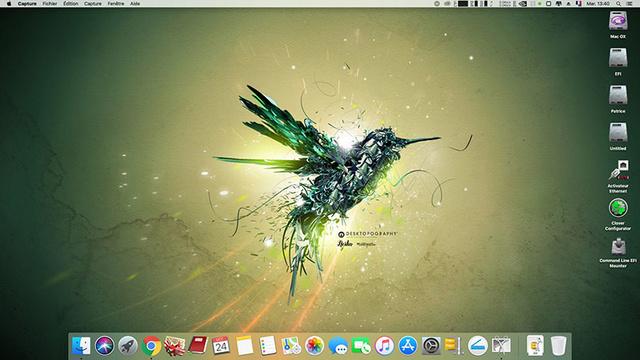 Montrer ici votre Desktop - Page 2 Ecran12