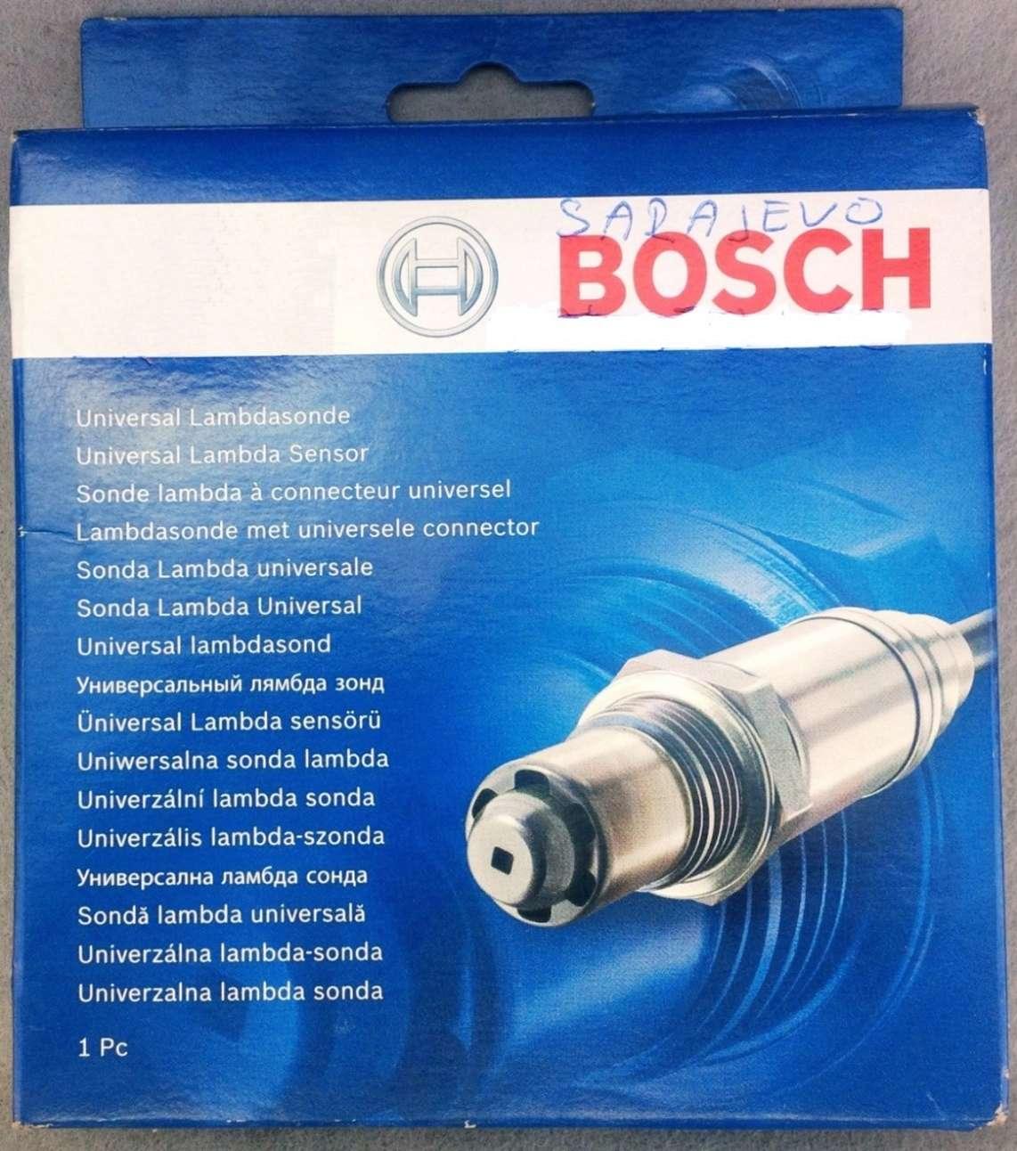 Bosch Car Oxygen Sensor (Lambda Sensor) replacement for K 1100 Lambda10
