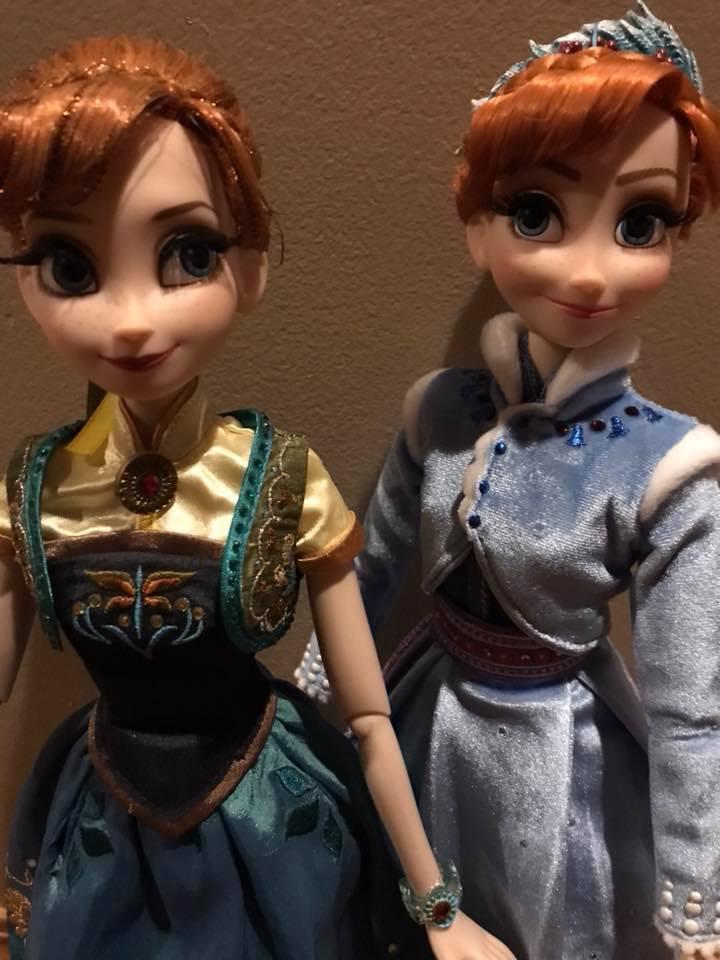 Disney Store Poupées Limited Edition 17'' (depuis 2009) - Page 4 25498410