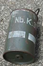 nebelkerze 39 en fouille Nebelk10