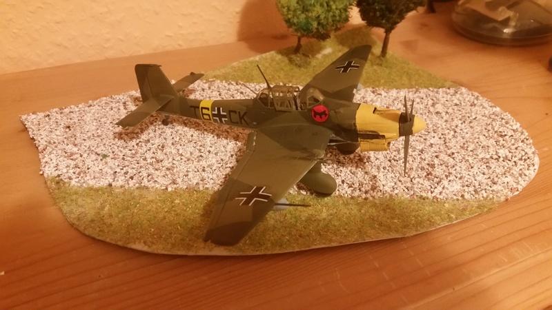 Junkers Ju 87 Stuka / Revell, 1:72 20171116