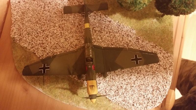 Junkers Ju 87 Stuka / Revell, 1:72 20171117