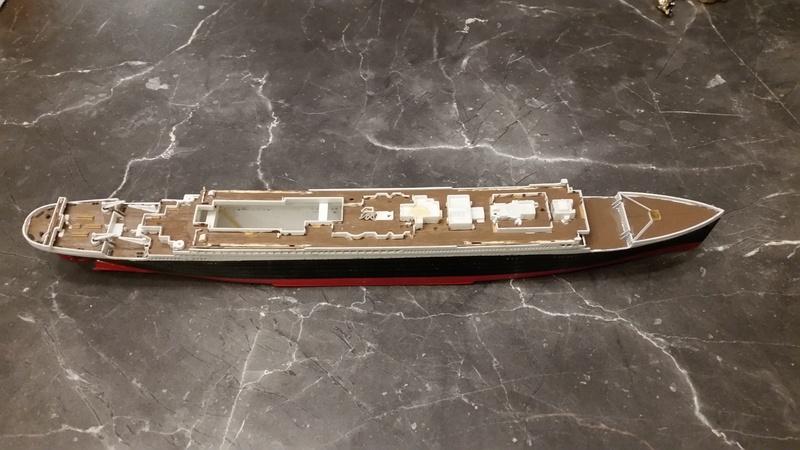 Titanic von Revell in 1/570 - Seite 2 20171120
