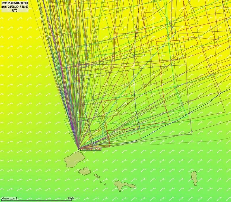 Cap Vert - Açores - Canaries Cvac-212