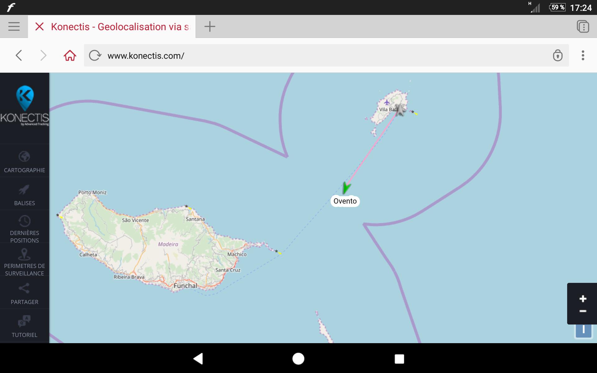 Cap Vert - Açores - Canaries - Page 3 Screen15