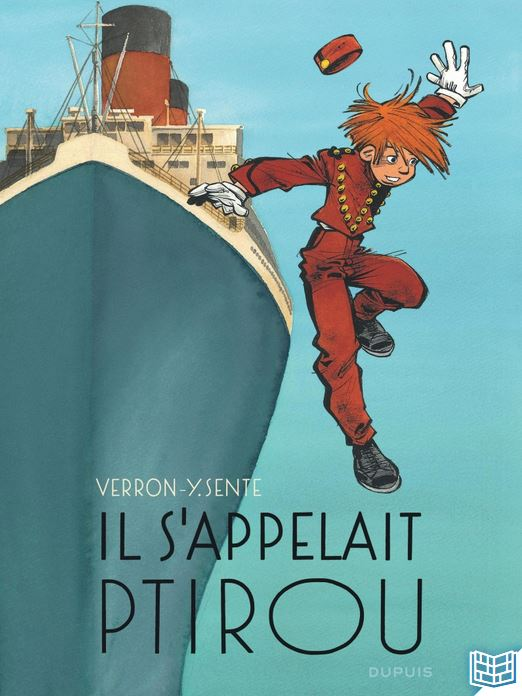 Mademoiselle J et Ptirou par Yves Sente et Laurent Verron A12