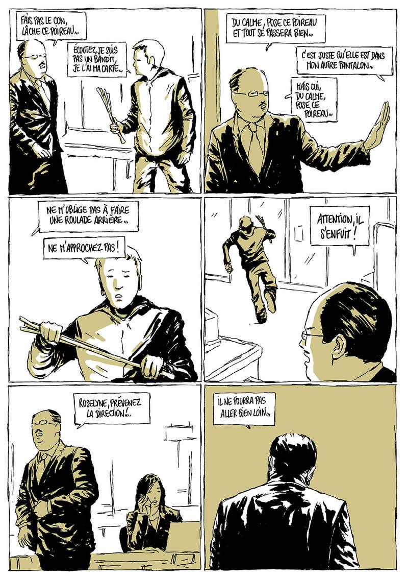 Fabrice Caro, alias Fabcaro, le démiurge de l'absurde A28