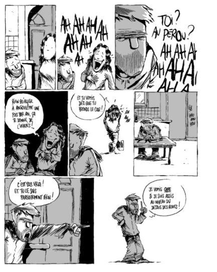 Fabrice Caro, alias Fabcaro, le démiurge de l'absurde A60