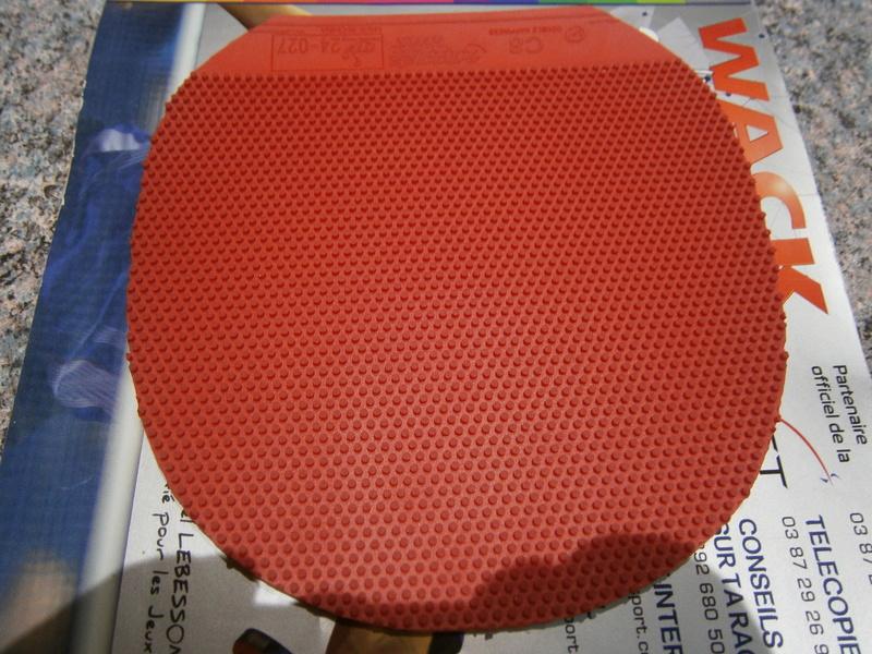 Picots longs rouge DHS C8 mousse 1.2 Gde palette P2070010