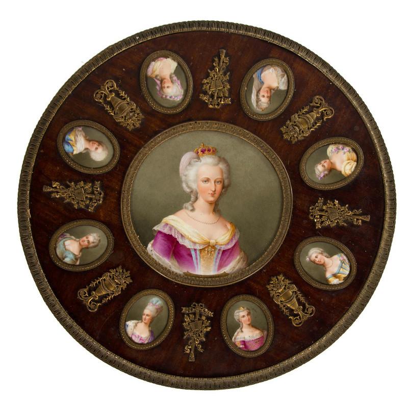 A vendre: meubles et objets divers XVIIIe et Marie Antoinette - Page 8 1142_310