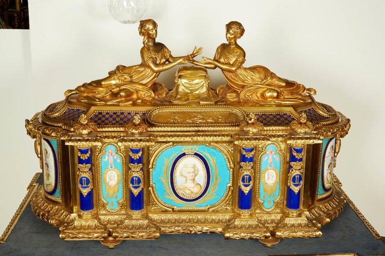 A vendre: meubles et objets divers XVIIIe et Marie Antoinette - Page 7 127_510