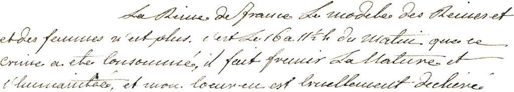 Ecrits du comte Hans Axel von Fersen 15078010