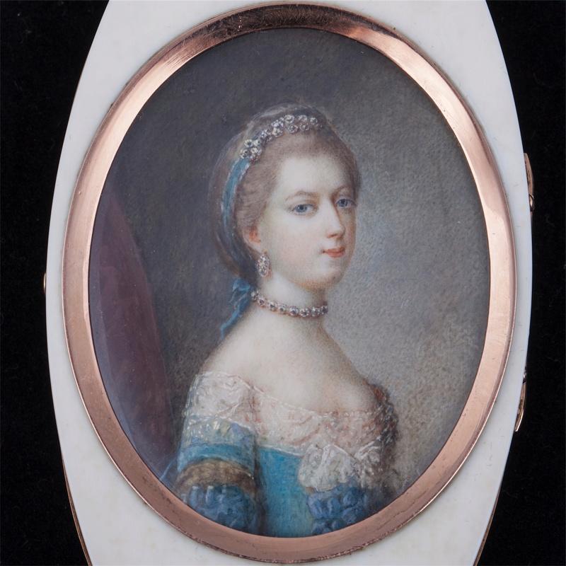 A vendre: miniatures de Marie Antoinette? - Page 6 15105812