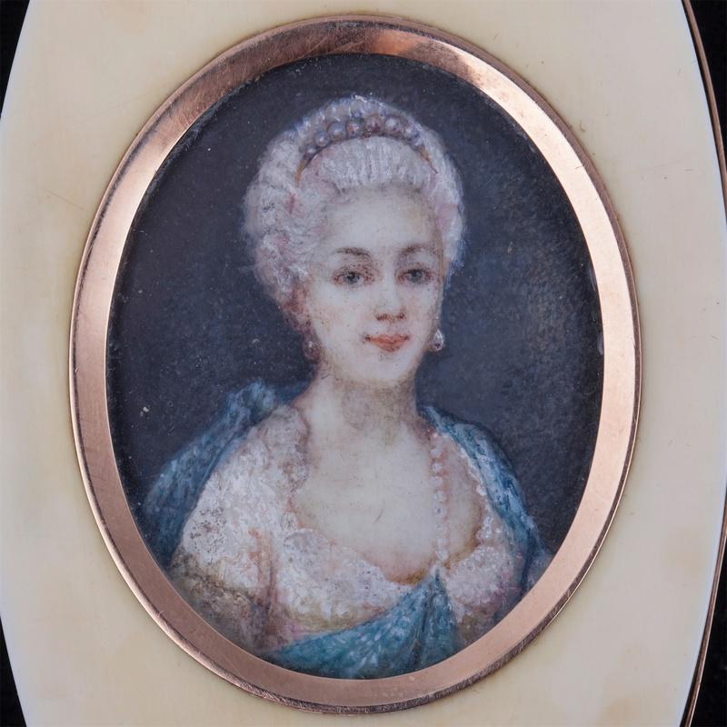 A vendre: miniatures de Marie Antoinette? - Page 6 15105813