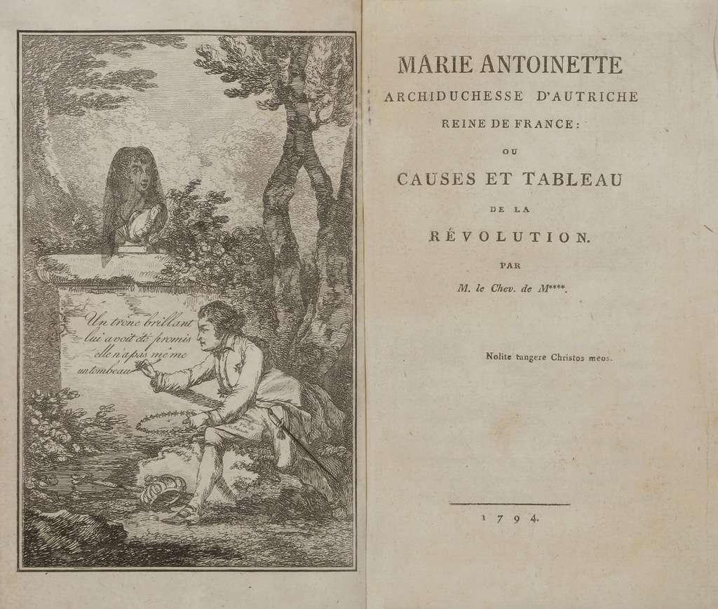 A vendre: livres sur Marie-Antoinette, ses proches et la Révolution - Page 6 15155110