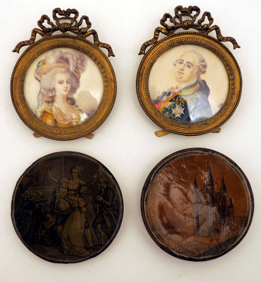 A vendre: Louis XVI et Marie Antoinette - Page 6 15253510