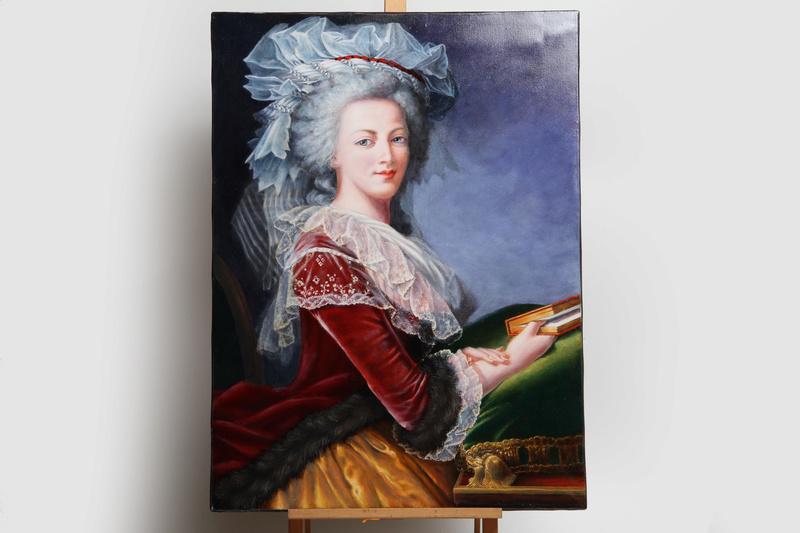A vendre: portraits de Marie-Antoinette - Page 2 15438210