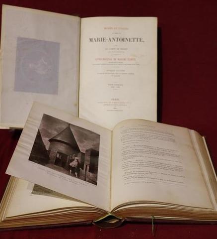 A vendre: livres sur Marie-Antoinette, ses proches et la Révolution - Page 5 18100910