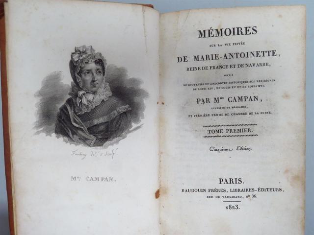 A vendre: livres sur Marie-Antoinette, ses proches et la Révolution - Page 6 18223710