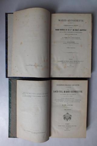 A vendre: livres sur Marie-Antoinette, ses proches et la Révolution - Page 6 18403010
