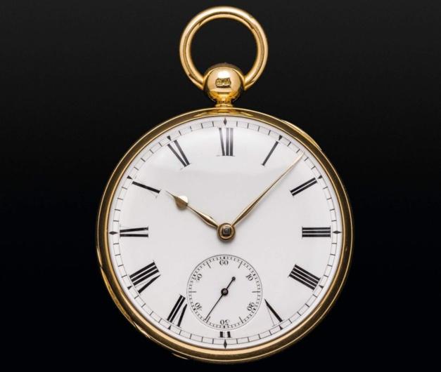 Mise en vente de la montre de Charles X (Artois) 18707610