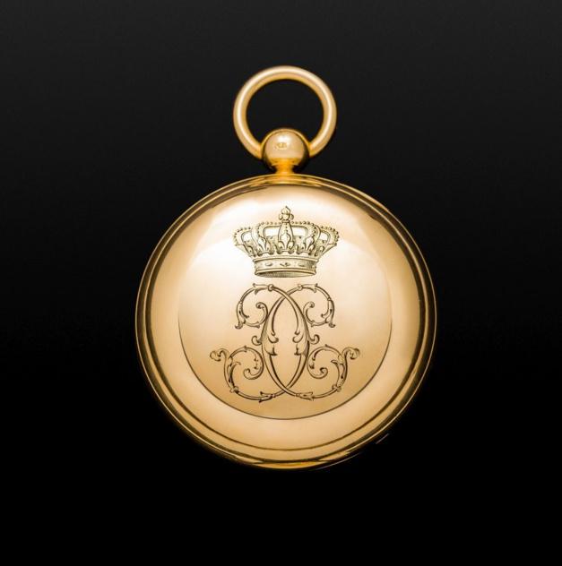 Mise en vente de la montre de Charles X (Artois) 18707611