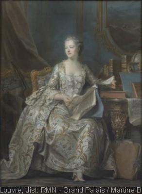 """""""En société"""", pastels du Louvre des XVII et XVIIIe siècles 31005010"""