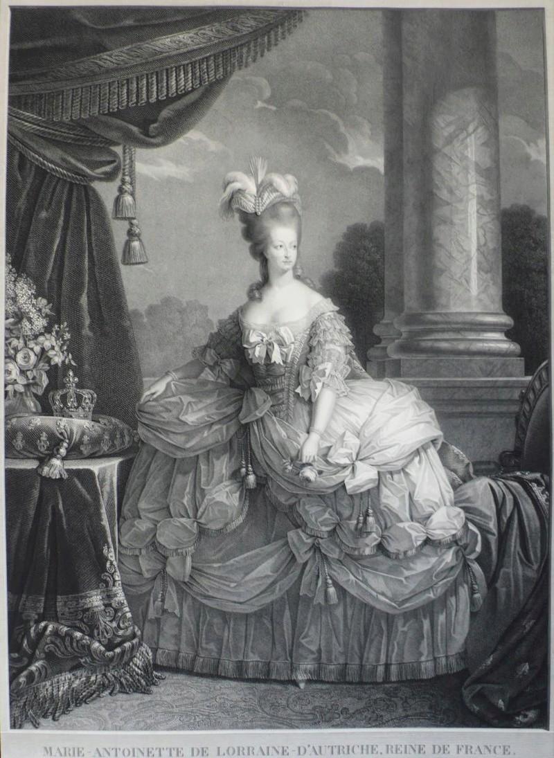A vendre: gravures Marie-Antoinette et XVIIIe siècle - Page 3 33896110