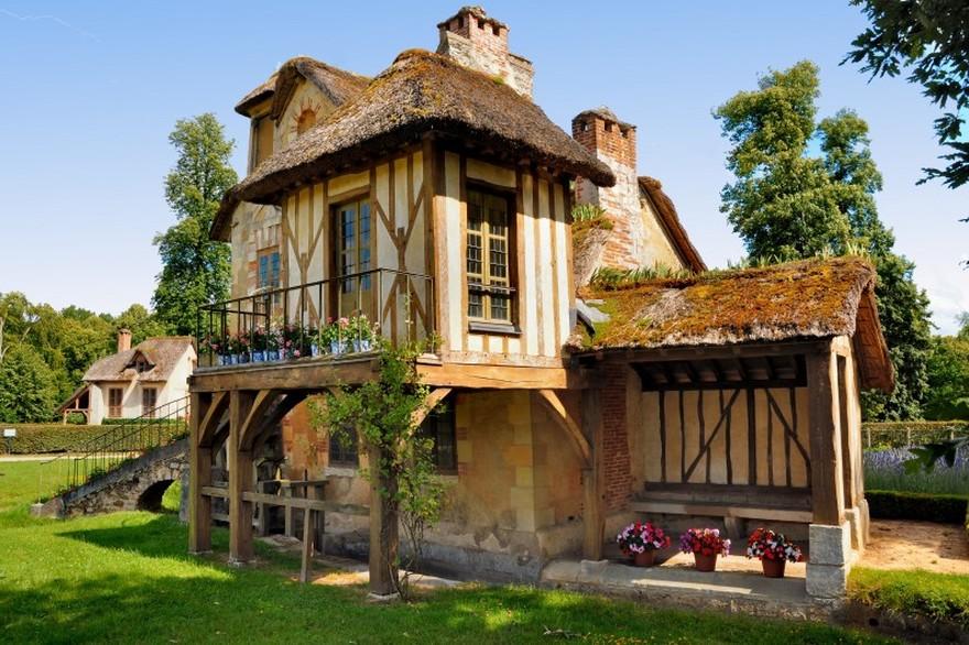 Le jardin secret de Marie-Antoinette 77935510