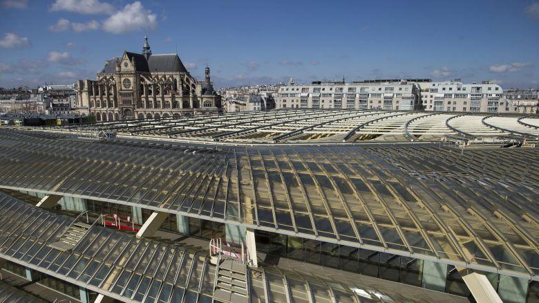 Les Halles, Ventre de Paris Maxbes10