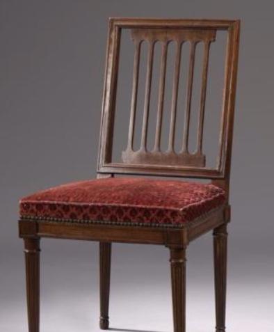 A vendre: meubles et objets divers XVIIIe et Marie Antoinette - Page 7 Sans_t10