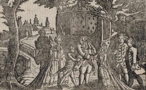 14 mai 1770: Marie-Antoinette à Compiègne Tumblr12