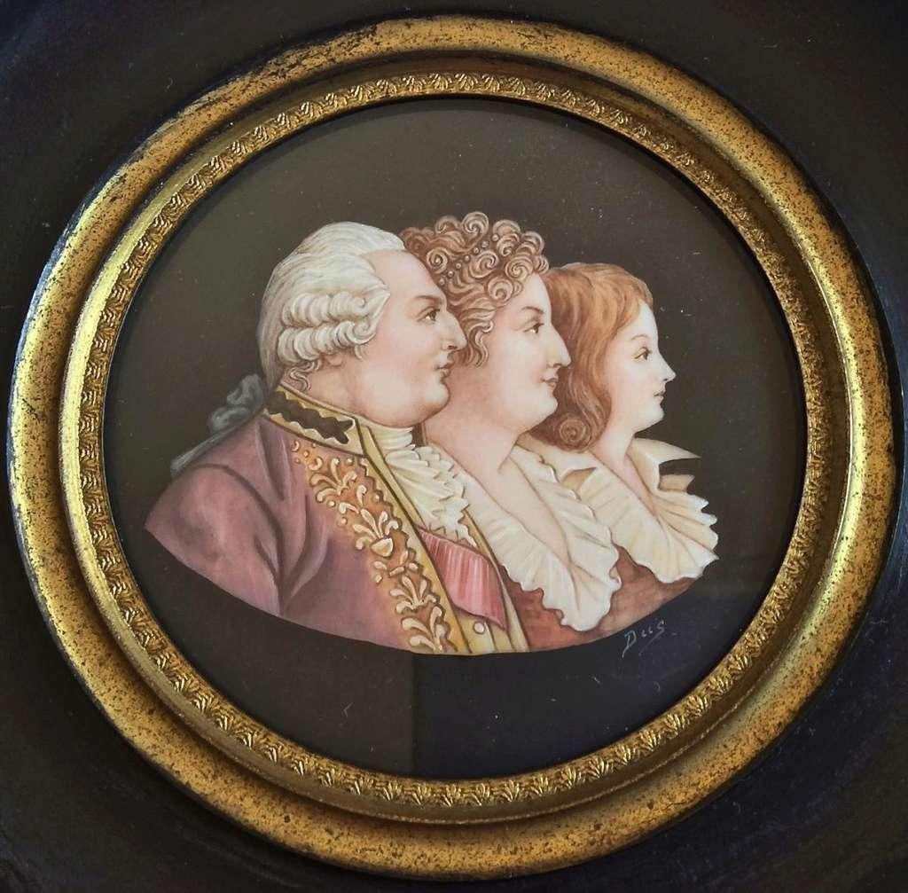A vendre: miniatures de Marie Antoinette et de ses proches - Page 13 Zzz512